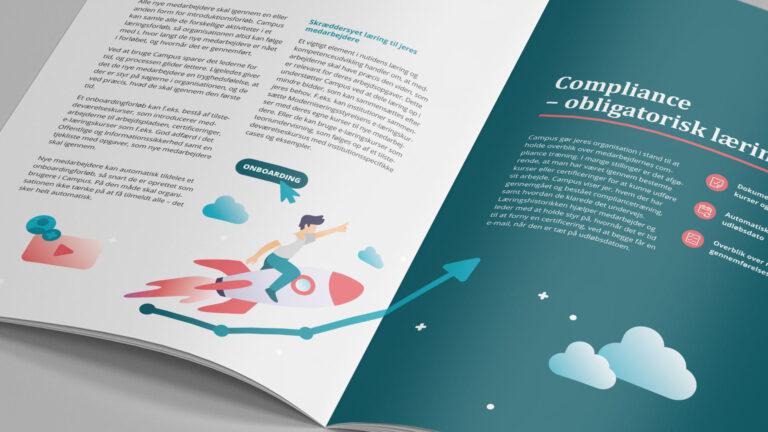 Illustrationer til brochure