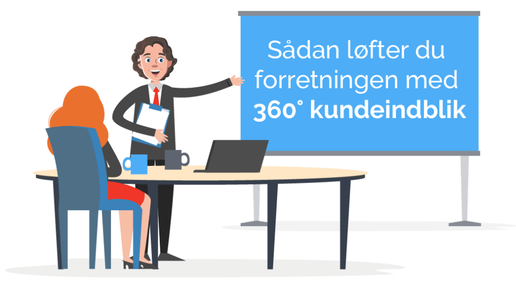Delegate 360 kundeindblik banner
