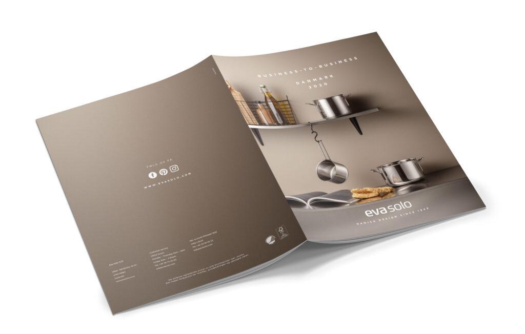 Eva Solo brochure forside