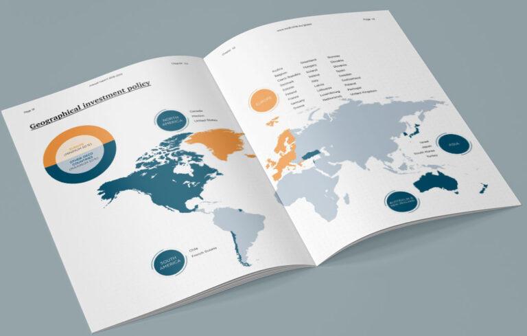 NSE infografik design