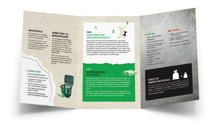 Herlev 3-fold brochure
